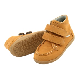 Mazurek Mazurka Loafers With Velcro Camel 127 yellow 2