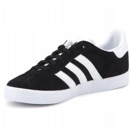 Adidas Gazelle C Jr BB2507 shoes black blue 2