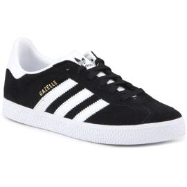Adidas Gazelle C Jr BB2507 shoes black blue 3