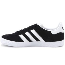 Adidas Gazelle C Jr BB2507 shoes black blue 4