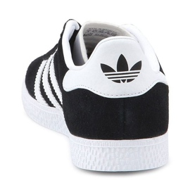 Adidas Gazelle C Jr BB2507 shoes black blue 5