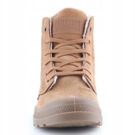 Shoes Palladium Plbrs Mahogany M 05981-257-M brown 1