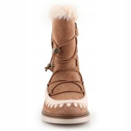 Geox J Thymar GB Jr J944FB-00022-C6627 shoes brown blue 1