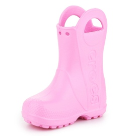 Crocs Handle It Rain Boot Kids 12803-612 pink 2