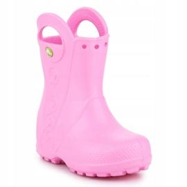 Crocs Handle It Rain Boot Kids 12803-612 pink 3