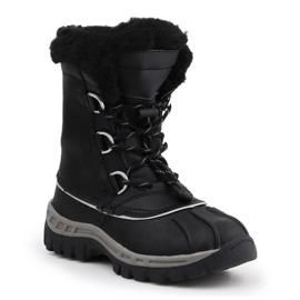BearPaw Jr 1871Y Black Gray Shoes 3