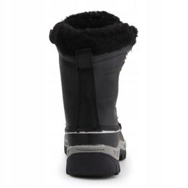BearPaw Jr 1871Y Black Gray Shoes 5
