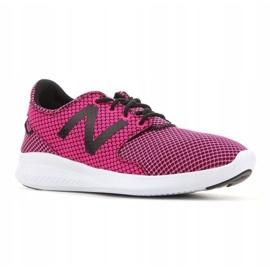 New Balance Jr Kjcstgly Shoes black pink 1