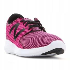 New Balance Jr Kjcstgly Shoes black pink 2