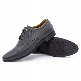 Formal shoes 482 gray grey 2