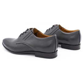 Formal shoes 482 gray grey 4