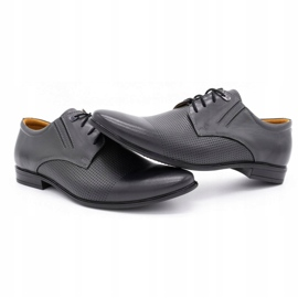 Formal shoes 482 gray grey 3