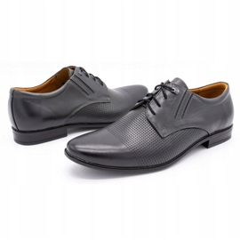 Formal shoes 482 gray grey 5