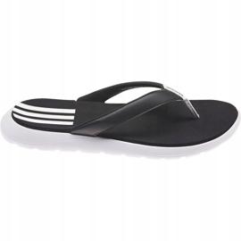 Flip-flops adidas Comfort Flip Flop W FY8656 white black 2
