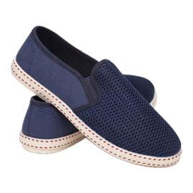 Vices B857-13 D Blue 36 41 navy blue 2