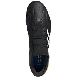 Adidas Copa Sense.3 Fg FW6514 football boots black black 1