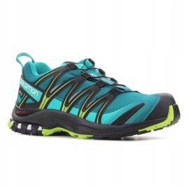 Salomon Xa Pro Gtx W 400916 shoes blue 1