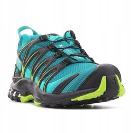 Salomon Xa Pro Gtx W 400916 shoes blue 2