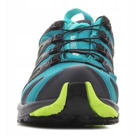 Salomon Xa Pro Gtx W 400916 shoes blue 3