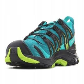 Salomon Xa Pro Gtx W 400916 shoes blue 4