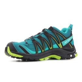 Salomon Xa Pro Gtx W 400916 shoes blue 5
