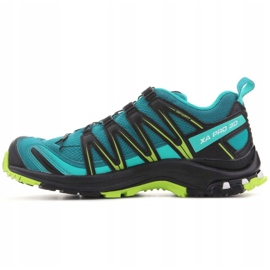 Salomon Xa Pro Gtx W 400916 shoes blue 6
