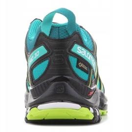 Salomon Xa Pro Gtx W 400916 shoes blue 7