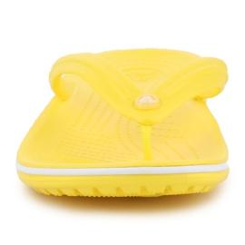Crocs Crocband Flip W 11033-7B0 yellow 1