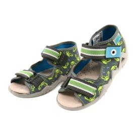 Befado sandals children's shoes 350P016 green 1