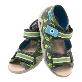 Befado sandals children's shoes 350P016 green 3