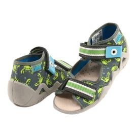Befado sandals children's shoes 350P016 green 2