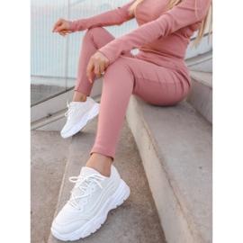 SHELOVET White Sneakers 8