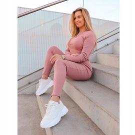 SHELOVET White Sneakers 7