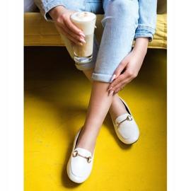 Seastar Elegant Loafers white 6