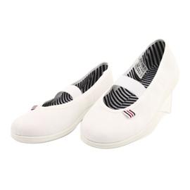 Sneakers by Befado 274y013 white 1