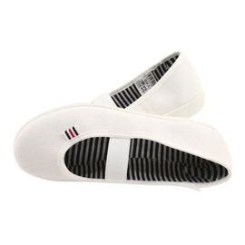 Sneakers by Befado 274y013 white 4