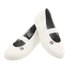 Sneakers by Befado 274y013 white 3