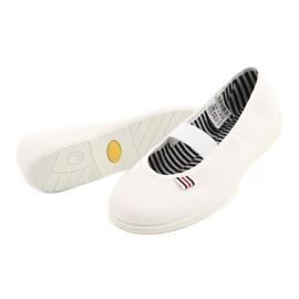 Sneakers by Befado 274y013 white 2