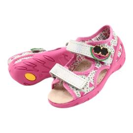 Befado sandals children's shoes 065P148 pink silver grey 3