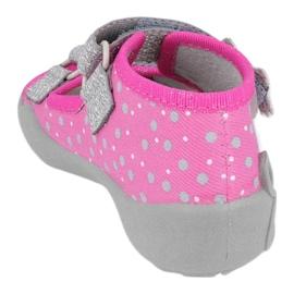 GIRL'S SANDALS PAPI BEFADO 342P016 pink 1