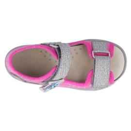 GIRL'S SANDALS PAPI BEFADO 342P016 pink 3