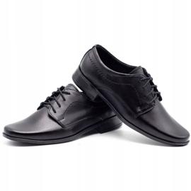 Lukas Children's formal communion shoes J1 black 6