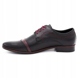 Lukas Elegant men's shoes 210LU black 1