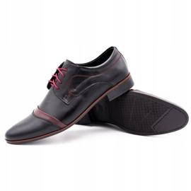 Lukas Elegant men's shoes 210LU black 3
