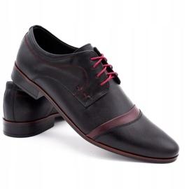 Lukas Elegant men's shoes 210LU black 4