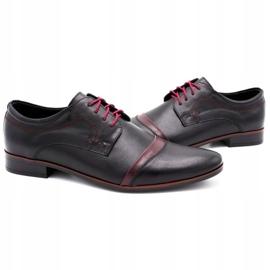 Lukas Elegant men's shoes 210LU black 5
