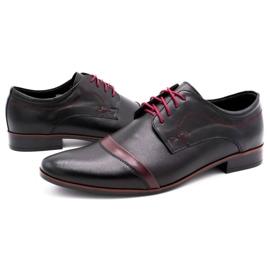 Lukas Elegant men's shoes 210LU black 6