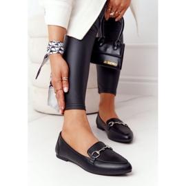 Women's Loafers Sergio Leone MK711 Black 1
