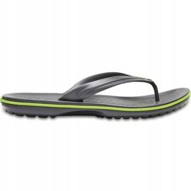 Crocs slippers Crocband Flip graphite green 11033 OA1 multicolored 5