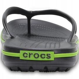 Crocs slippers Crocband Flip graphite green 11033 OA1 multicolored 4